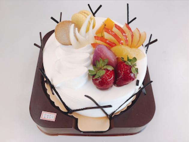 生日蛋糕-莓果,布丁口味 1