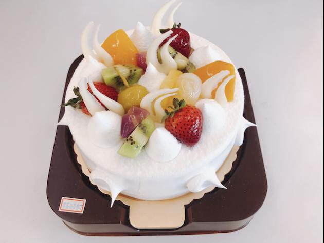 生日蛋糕-草莓奶昔,布丁口味 1