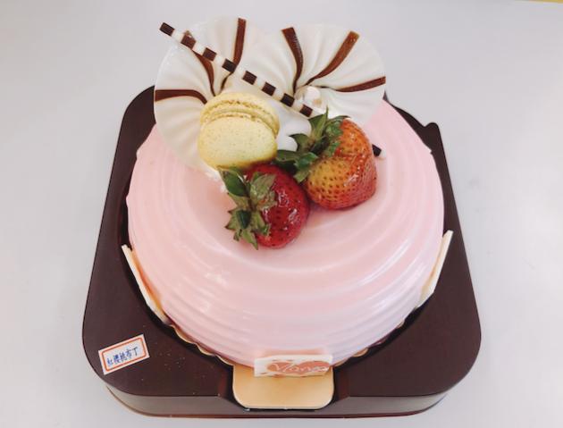 生日蛋糕-紅櫻桃,布丁口味 1